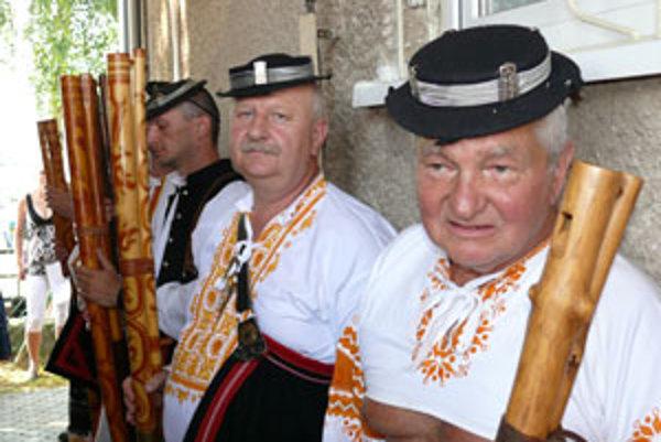 Fujaristi prišli z celého Slovenska.