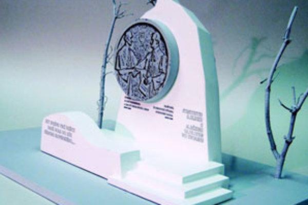 Zvolenský manifest zatiaľ pripomína pamätná tabuľa, pribudnúť má takýto pamätník od Ladislava Beráka.