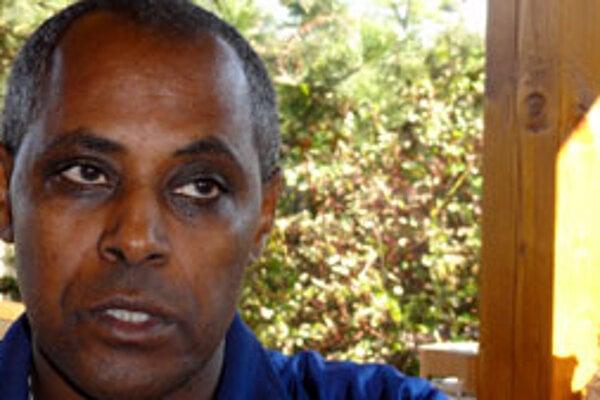 Na Slovensku žijem dlhšie ako v Etiópii, hovorí Wondimu Molla.