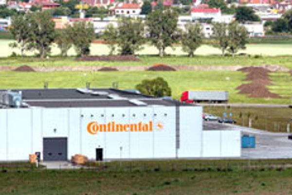 Časom by sa zo zvolenského závodu koncernu Continental mal stať najväčší závod na výrobu bŕzd vo svete.