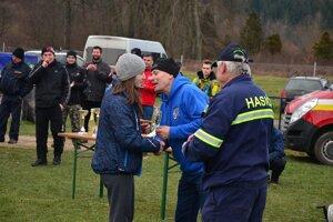 Trojkráľová hasičská súťaž v Hliníku nad Váhom.