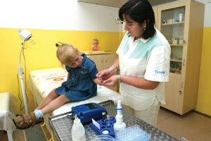 Detská pohotovosť je pre obyvateľov Krupinského aj Detvianskeho okresu len vo Zvolene.