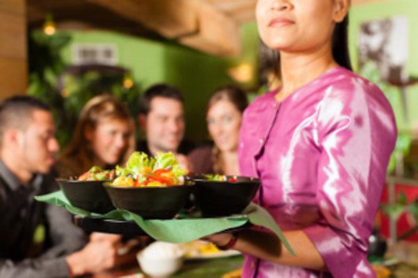 Kontrola zistila v ázijských reštauráciách veľké nedostatky.