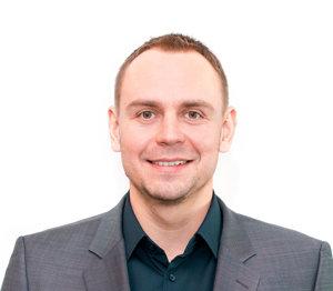 Radoslav Kasík, investičný riaditeľ spoločnosti Finax