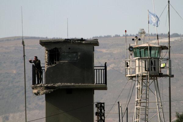 V libanonsko-izraelskom pohraničí vládne od roku 2006 relatívny pokoj.