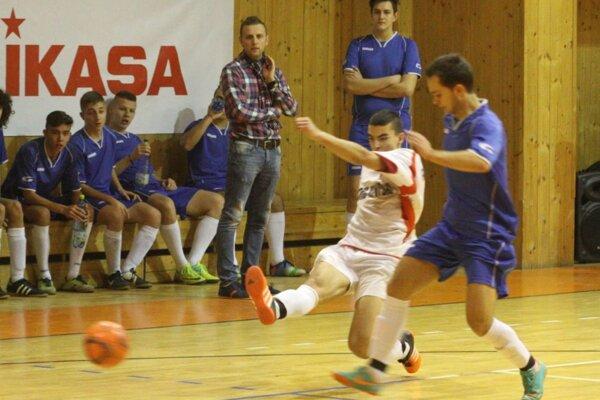 Ilustračná snímka je zo zápasu Čechynce - Janíkovce.