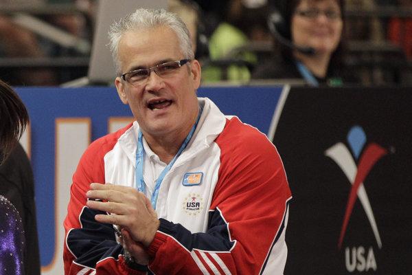 John Geddert na archívnej snímke z roku 2012.