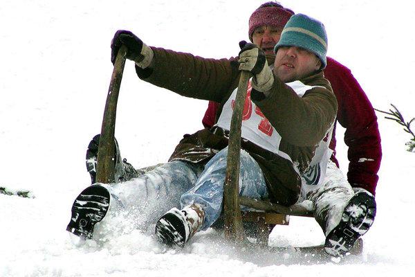 Krňačkové preteky.