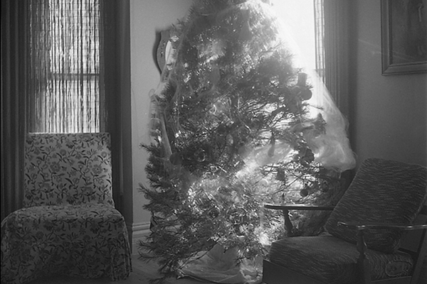 Vivian Maier - zabudnutá a znovuobjavená fotografka a jej čiernobiele Vianoce.