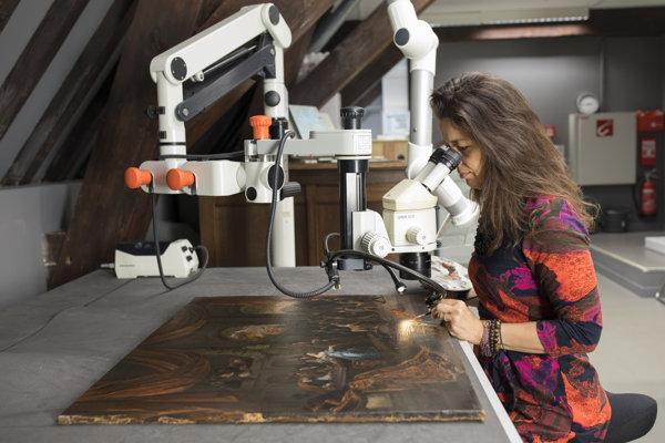 Kurátori v Mauritshuise zistili, že obraz, ktorý považovali za kópiu, je originál.
