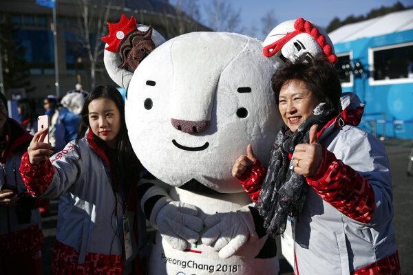 Kórejčania sú ochotní a milí, ich problémom je slabšia znalosť angličtiny.