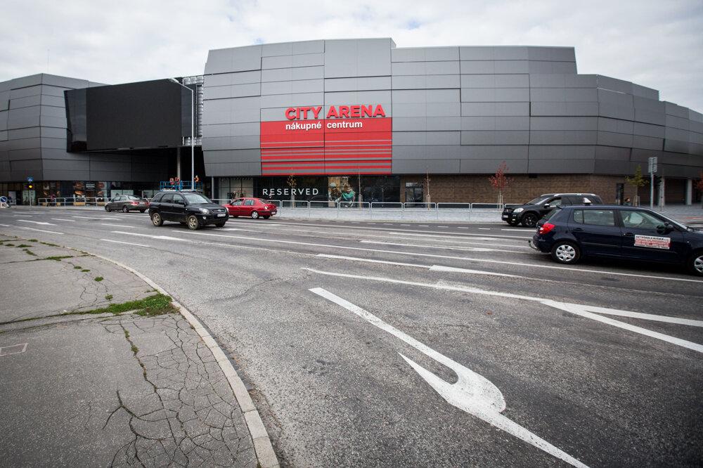 Trnavská City Arena.