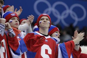 7a318a840 Slovenskí hokejisti zdolali Olympijských športovcov z Ruska (19  fotografií). PJONGČANG.