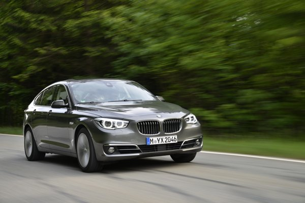 BMW Radu 5 Gran Turismo - 2 kusy