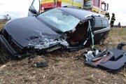 Život vodiča vyhasol pri nehode, ktorá sa stala 6. marca pred pol treťou popoludní medzi obcami Kalná nad Hronom a Šarovce