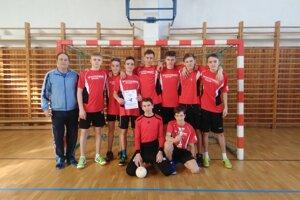 ZŠ Námestie mládeže - víťazi turnaja