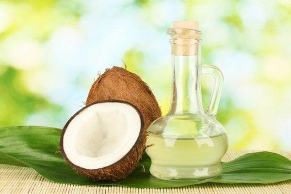 Kokosový olej.
