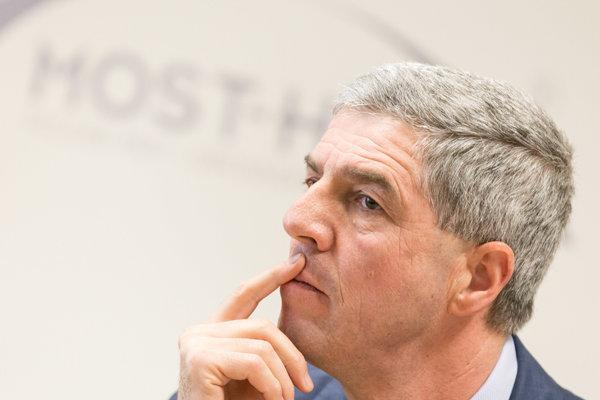 Predseda Mosta Béla Bugár hovorí, že napätie v koalícii už nie je.