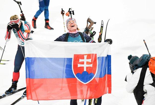 Anastasia Kuzminová prežila skvelú sezónu.