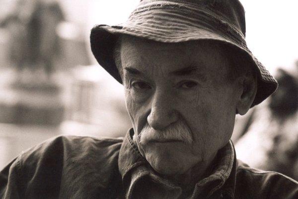 Ján Kulich na archívnej snímke