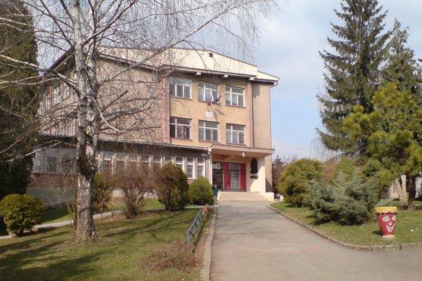 Spojená škola Tarasa Ševčenka v Prešove.