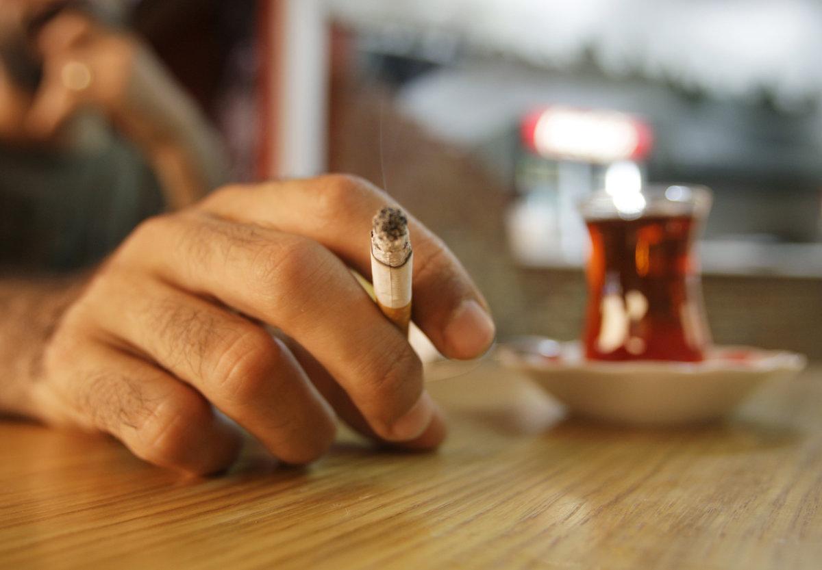Kokaín fajčenie