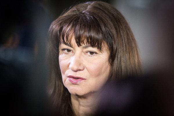 Ľuba Lesná.