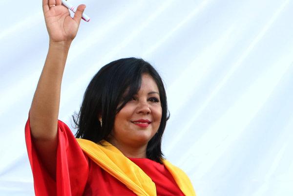 Novú starostku mesta Temixco Giselu Motovú zavraždili len deň po nástupe do funkcie.