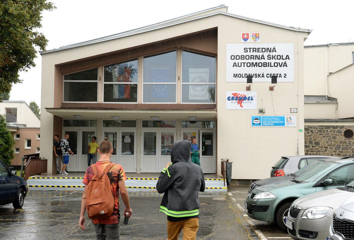 Ministerstvo schválilo projekty jedenástich škôl z Košického kraja ... 4b564b496fc