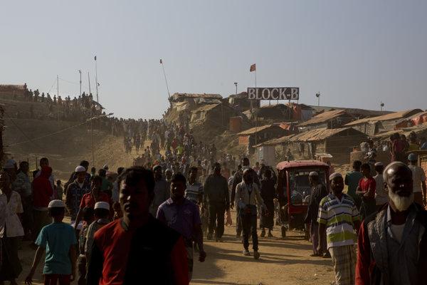 Mjanmarsko vyčlenilo milióny dolárov na plot s Bangladéšom