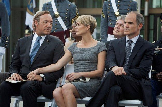 House of Cards je zatiaľ najúspešnejším seriálom z vlastnej produkcie Netflixu.