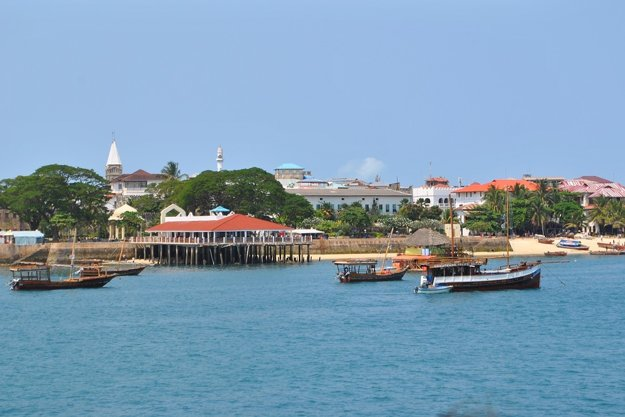 Zanzibar: Stone Town, hlavné mesto ostrova