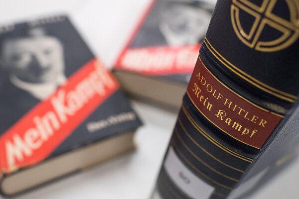 Mein Kampf bol do tohto roka v Nemecku tabu.