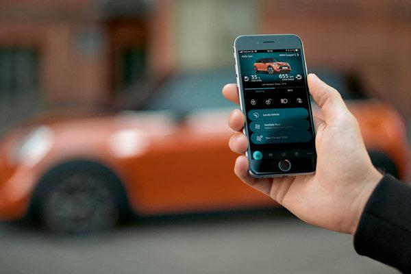 Rôzne mobilné služby ponúka aj značka MINI, patriaca pod BMW.