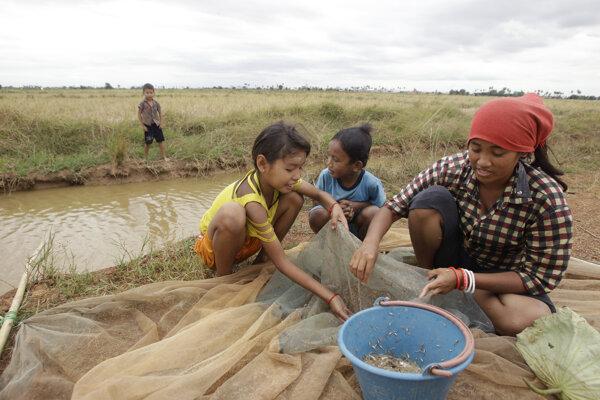 Kambodža mala v roku 2016 dostať od USA približne 103 miliónov dolárov.