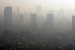 Smog mení podobu miest. Ľudstvo má čoraz väčší vplyv na stav planéty.