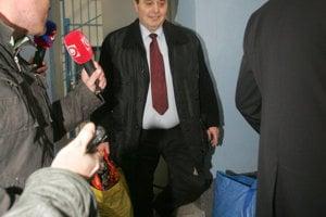 25. október 2007. Prepustenie Majského na slobodu.