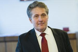 Ľubomír Petrák, predseda Výboru Národnej rady SR pre vzdelávanie, vedu, mládež a šport.