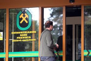 Hornonitrianske bane Prievidza.