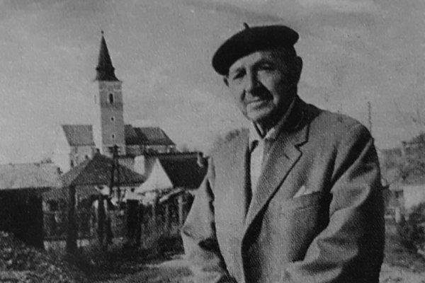 Martin Benka bol  rodákom z nášho kraja.