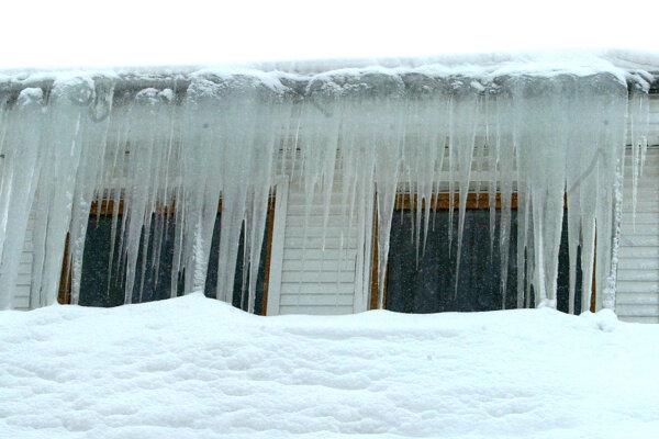 Prichádza k nám arktická zima.