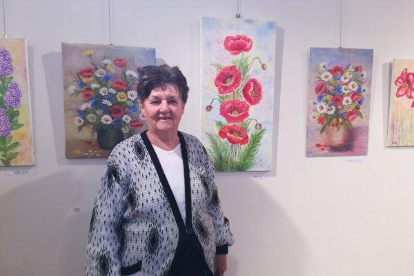 Gizelu Schneiderovú inšpiruje príroda.