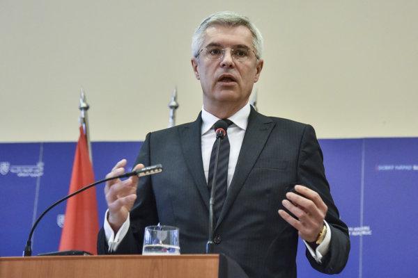 Ivan Korčok.