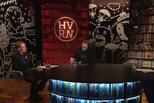 Diskusná relácia Večera s Havranom.