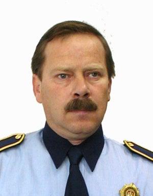 Hovorca bratislavskej mestskej polície Peter Pleva.