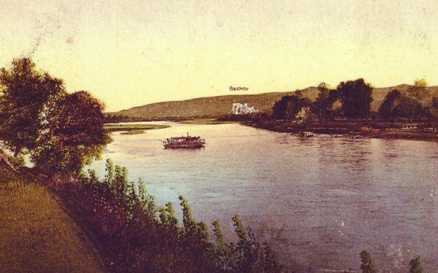 Pred postavením prvého mostu používali ľudia kompu.