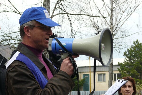 Stanislav Ľupták nevylučuje ani ostrý štrajk.