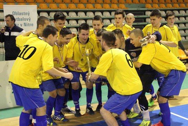 Dorast Ivanky vyhral turnaj druhýkrát v histórii.