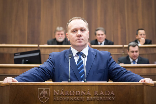Richard Vašečka.