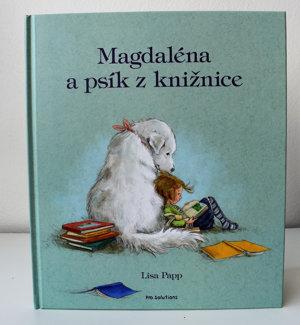 Lisa Papp: Magdaléna a psík z knižnice (Pro Solutions 2017)